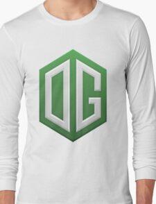 OG dota 2 Long Sleeve T-Shirt