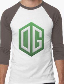 OG dota 2 Men's Baseball ¾ T-Shirt
