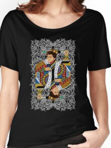 The kings of all cards Women's Relaxed Fit T-Shirt