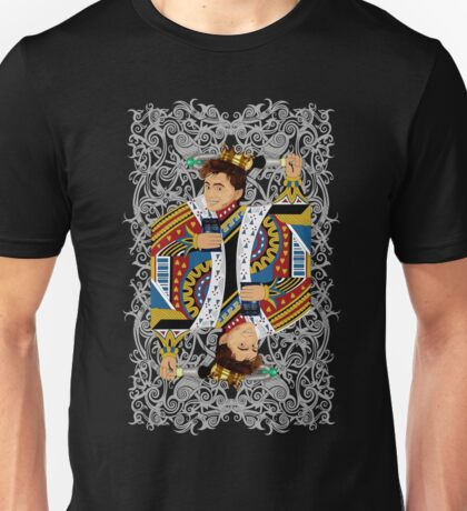 The kings of all cards Unisex T-Shirt