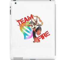 Pokemon - Team Fire - Blaziken iPad Case/Skin