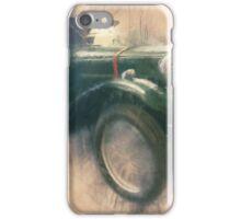 Historic Bentley iPhone Case/Skin