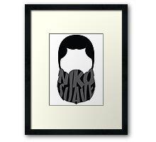NIKO SUAVE! Framed Print