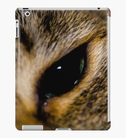 Cat Eye iPad Case/Skin