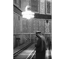 Pray Station Photographic Print