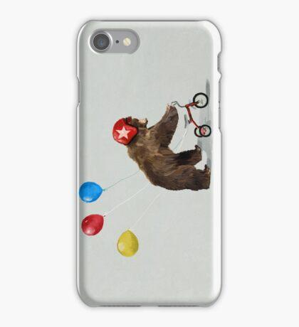 My first bike iPhone Case/Skin