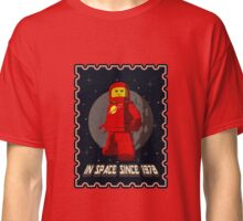 In space since 1978 RED Classic T-Shirt