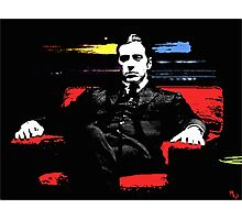 Godfather Photographic Print