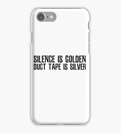 Funny Black Humour Dark Joke Weird Ironic iPhone Case/Skin