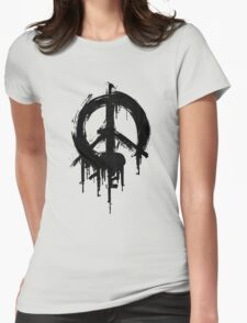 Drips Womens Fitted T-Shirt
