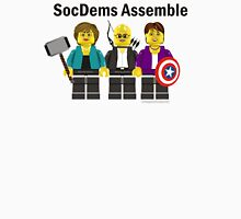 SocDems Assemble! Unisex T-Shirt