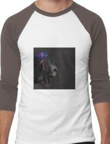 Livvie Forbes Chronic Men's Baseball ¾ T-Shirt