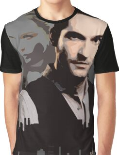 Lucifer Morningstar Graphic T-Shirt