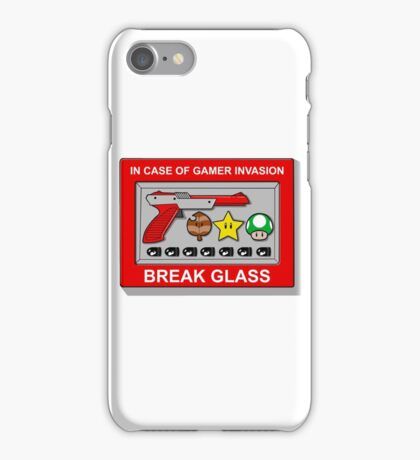 In case of Gamer Invasion iPhone Case/Skin
