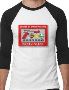 In case of Gamer Invasion Men's Baseball ¾ T-Shirt