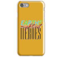 Earths Mightiest Heroes iPhone Case/Skin