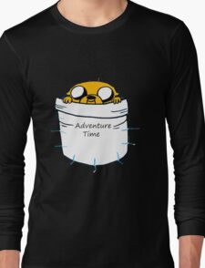 Adventure Time Jake Long Sleeve T-Shirt