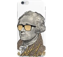 Alexander Hamilton - A dot Ham iPhone Case/Skin