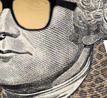 Alexander Hamilton - A dot Ham Sticker
