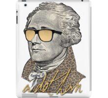 Alexander Hamilton - A dot Ham iPad Case/Skin