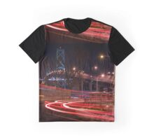 MacDonald Bridge - Halifax Graphic T-Shirt