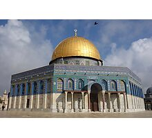 Dome on the Rock Photographic Print