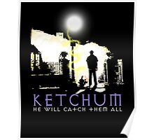 Ketchum Devil Hunter Poster