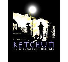 Ketchum Devil Hunter Photographic Print