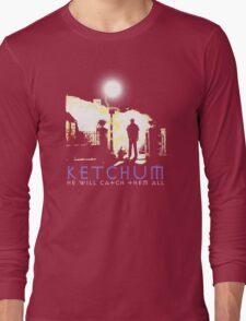 Ketchum Devil Hunter Long Sleeve T-Shirt