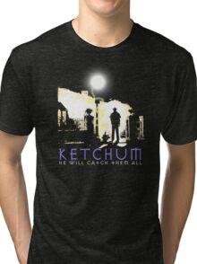 Ketchum Devil Hunter Tri-blend T-Shirt