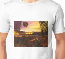 Alien Landscape #1 Unisex T-Shirt