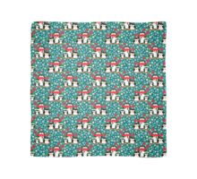 Christmas Love Penguins Scarf