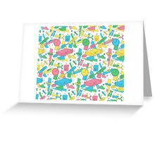 Back to the Doodles Greeting Card