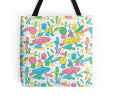 Back to the Doodles Tote Bag