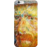 Vincent van Gogh Generative Portrait iPhone Case/Skin