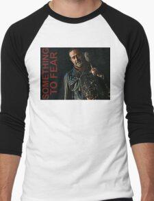 Negan Something To Fear Men's Baseball ¾ T-Shirt