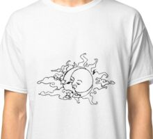 Moon & The Sun Black. Classic T-Shirt