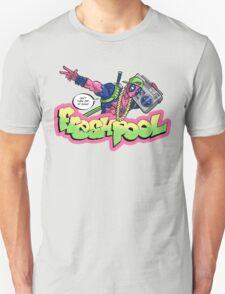 Fresh Pool (cool colors) Unisex T-Shirt