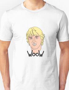 Owen Wilson wow meme T-Shirt