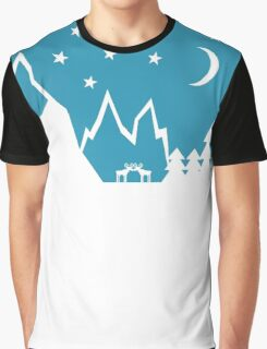 Mr Alpine  Graphic T-Shirt