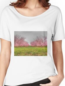Orchard Blossoms Women's Relaxed Fit T-Shirt