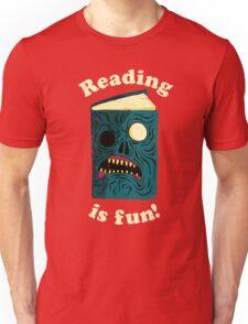 Reading is Fun Unisex T-Shirt