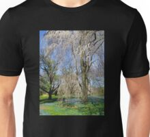 Weeping Cherry Trees Unisex T-Shirt