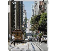 Streets of San Francisco iPad Case/Skin