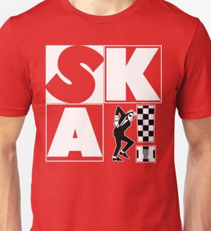 Rude Boy SKA Forever Unisex T-Shirt