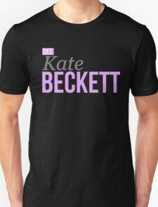 Detective Kate Beckett Unisex T-Shirt