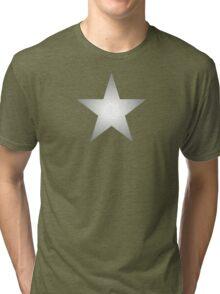 Silver Star Tri-blend T-Shirt