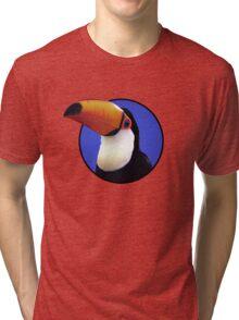 Toco Toucan Tri-blend T-Shirt