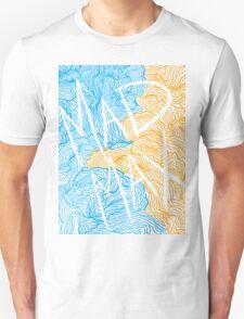 Mad Max Design (Transparent) Unisex T-Shirt