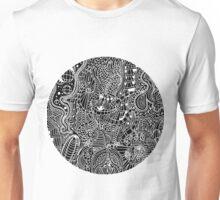 Uncoloured Crest 188 Unisex T-Shirt